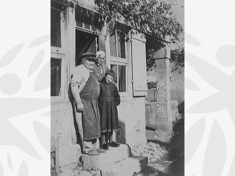 Enfants accueillis en 1900 dans le Loir et Cher - Fondation Grancher