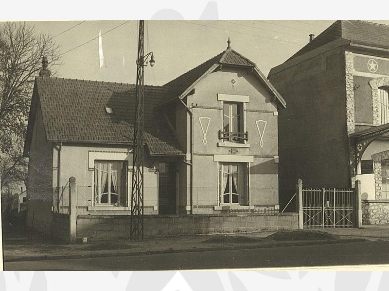 La Maison du Faubourg - Foyer de Romorantin en 1954