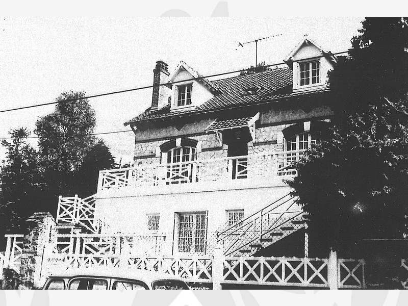 Le Foyer de Mennetou sur Cher - Années 60 - Fondation Grancher