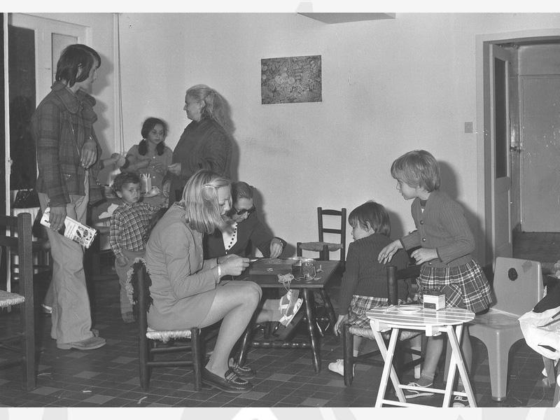 Fondation Grancher - Années 70