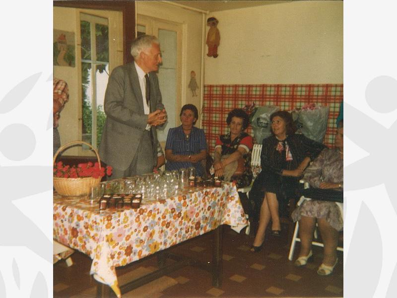 Fondation Grancher - Années 80