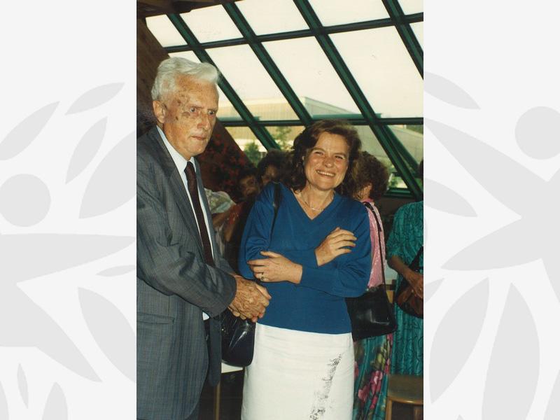 Fondation Grancher - Années 90