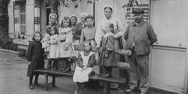 La Fondation Grancher dans les années 1900