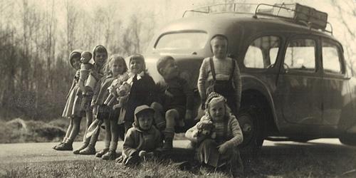 La Fondation Grancher dans les années 60