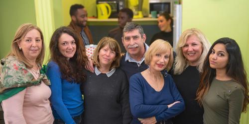 Nos équipes - Fondation Grancher